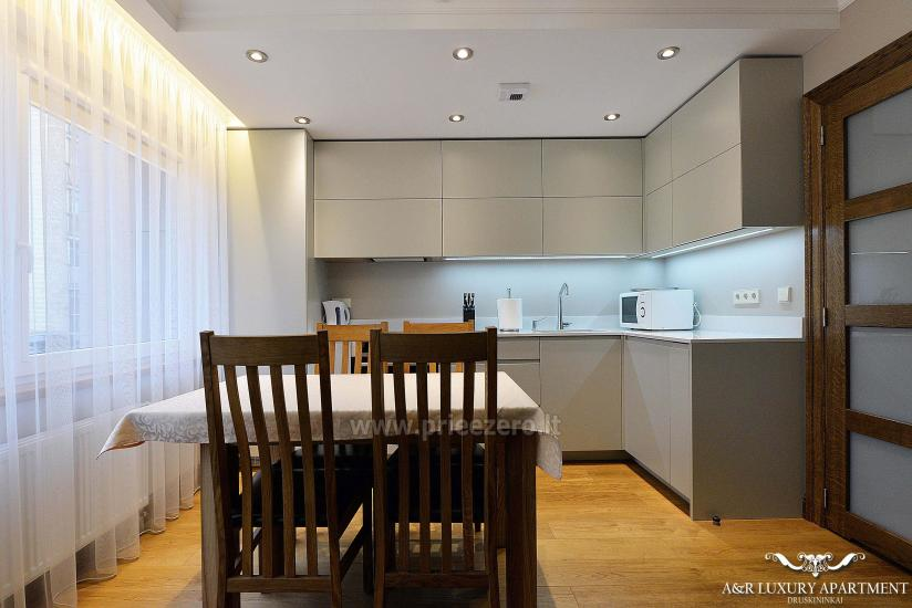 A&R liukso klasės apartamentai Druskininkuose - 7