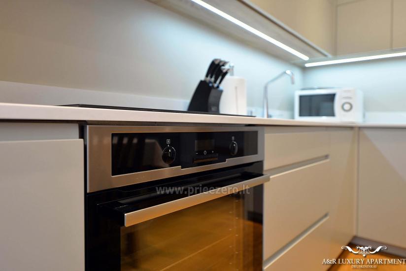 A&R liukso klasės apartamentai Druskininkuose - 8