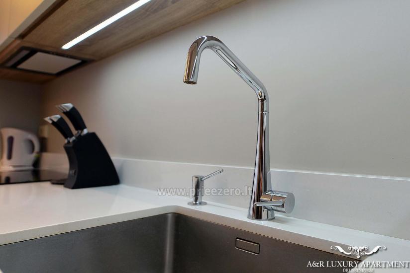 A&R liukso klasės apartamentai Druskininkuose - 10