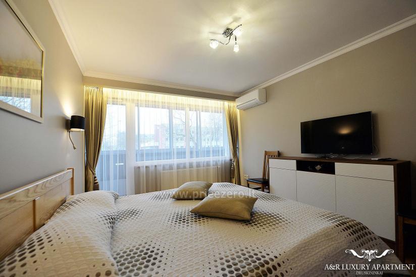 A&R liukso klasės apartamentai Druskininkuose - 18