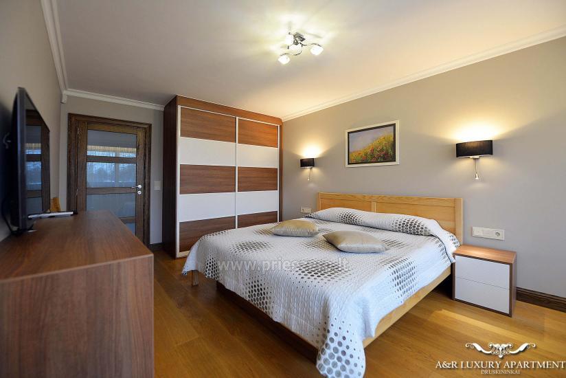 A&R liukso klasės apartamentai Druskininkuose - 19