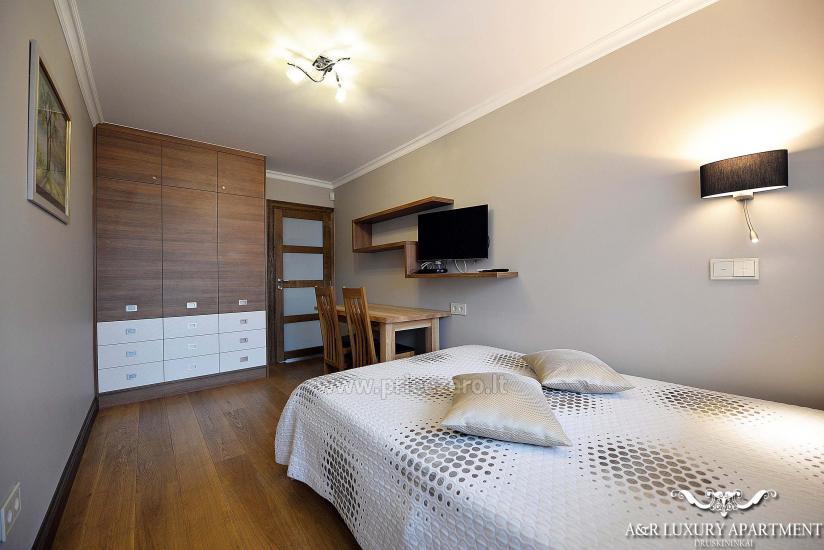 A&R liukso klasės apartamentai Druskininkuose - 24
