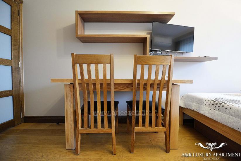 A&R liukso klasės apartamentai Druskininkuose - 25