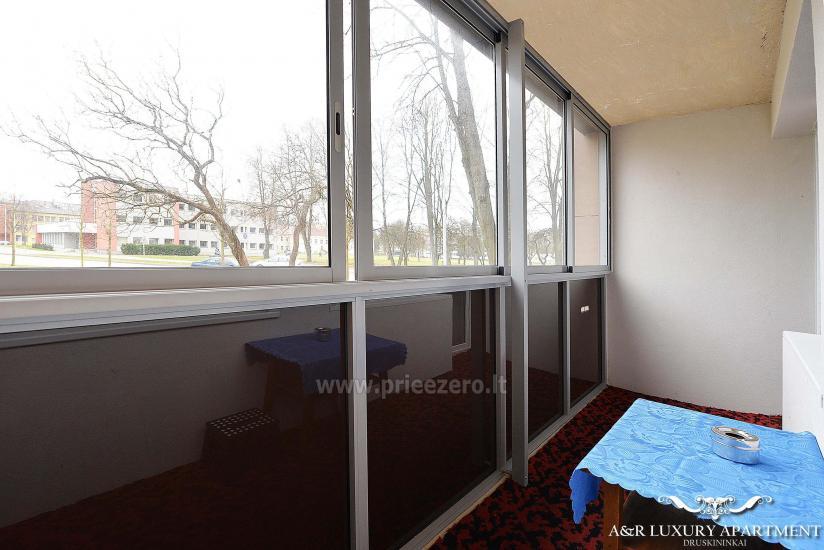 A&R liukso klasės apartamentai Druskininkuose - 26