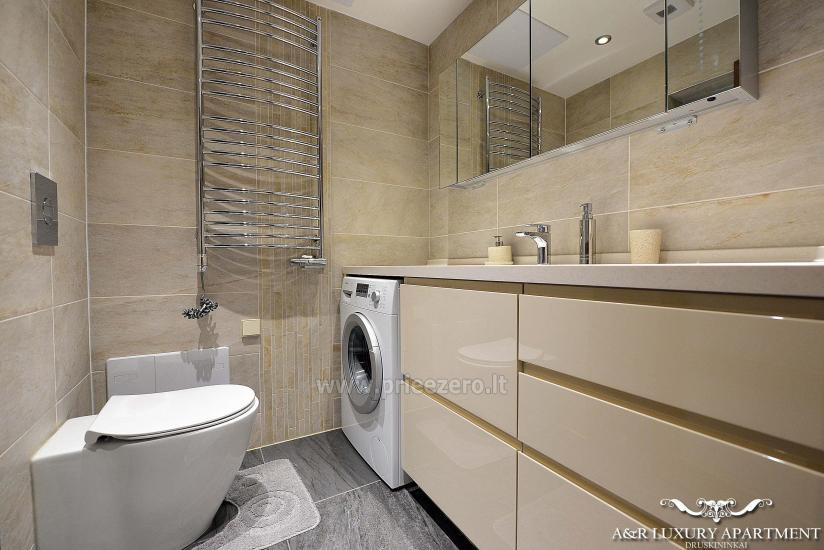 A&R liukso klasės apartamentai Druskininkuose - 27