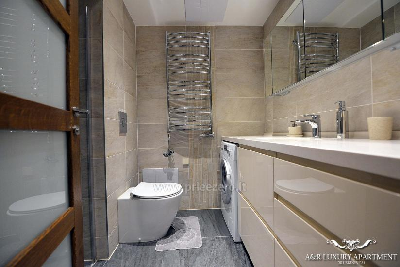 A&R liukso klasės apartamentai Druskininkuose - 28