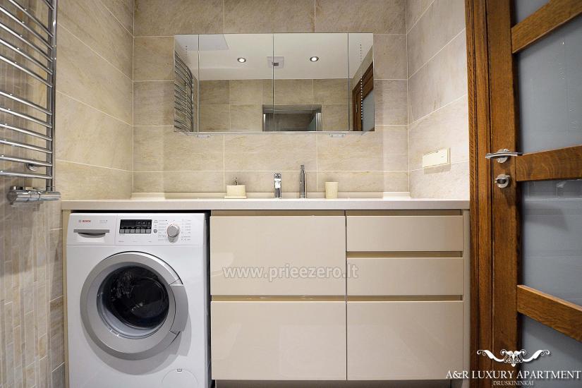 A&R liukso klasės apartamentai Druskininkuose - 29