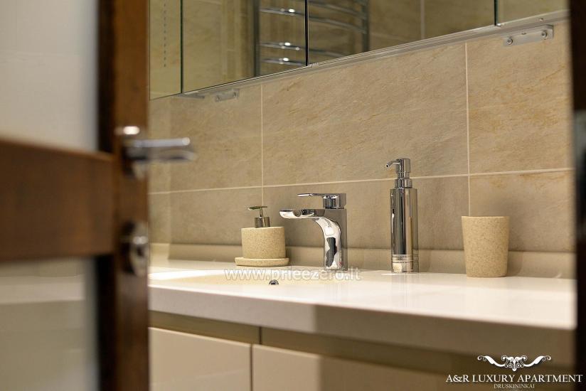 A&R liukso klasės apartamentai Druskininkuose - 30