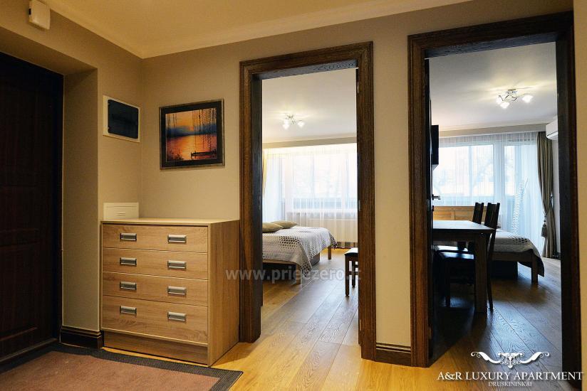 A&R liukso klasės apartamentai Druskininkuose - 38