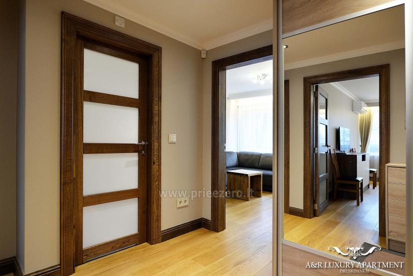 A&R liukso klasės apartamentai Druskininkuose - 39