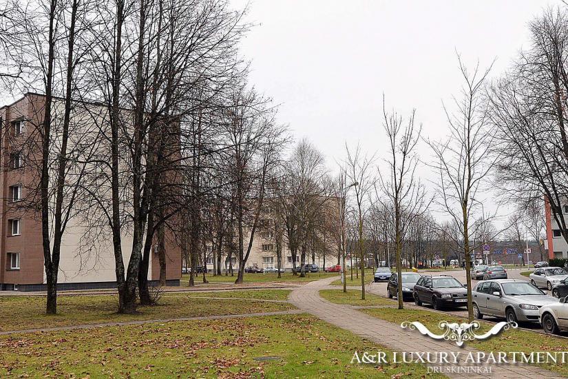 A&R liukso klasės apartamentai Druskininkuose - 43