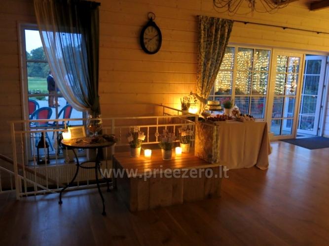 Sodyba-pokylių salė Pagraumenės malūnas vestuvėms ir kitoms šventėms, poilsiui - 17