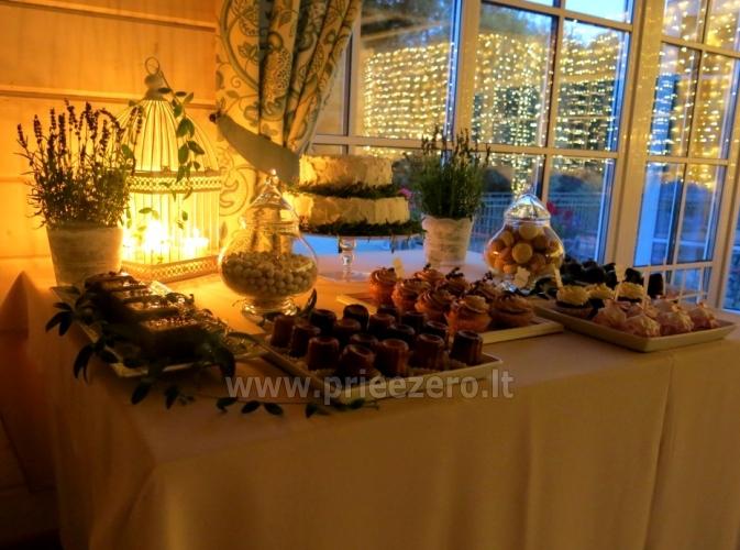 Sodyba-pokylių salė Pagraumenės malūnas vestuvėms ir kitoms šventėms, poilsiui - 19
