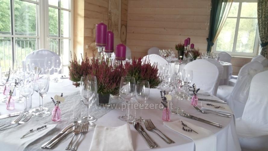 Sodyba-pokylių salė Pagraumenės malūnas vestuvėms ir kitoms šventėms, poilsiui - 22