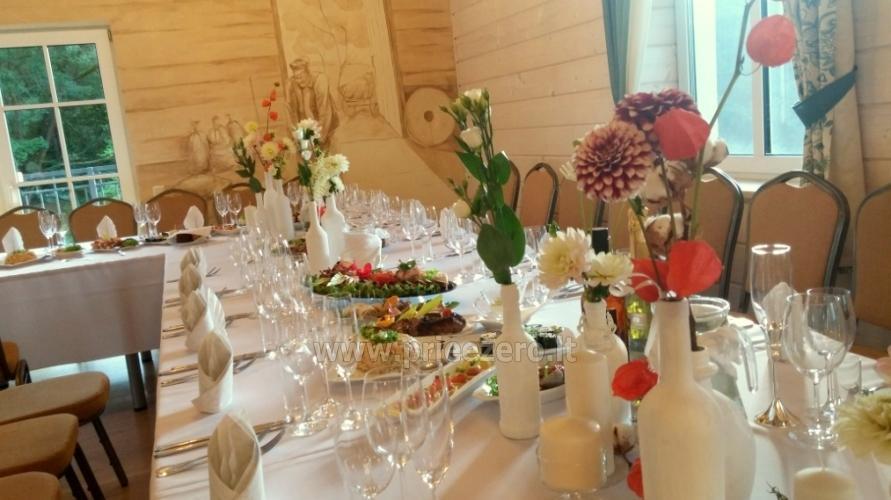 Sodyba-pokylių salė Pagraumenės malūnas vestuvėms ir kitoms šventėms, poilsiui - 23