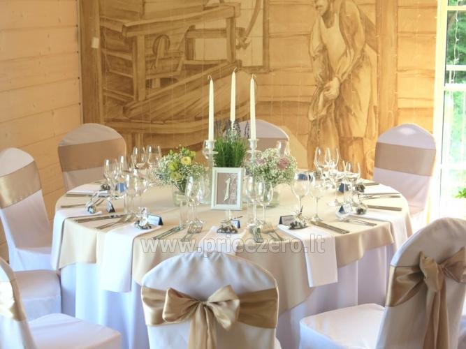 Sodyba-pokylių salė Pagraumenės malūnas vestuvėms ir kitoms šventėms, poilsiui - 28