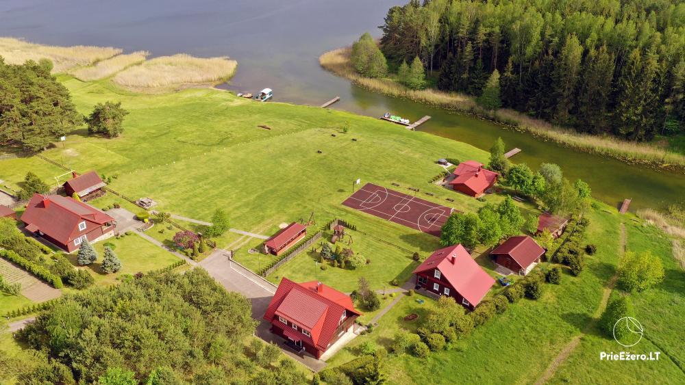 Antano Bielinio sodyba ant Navo ežero kranto Trakų raj. - 3
