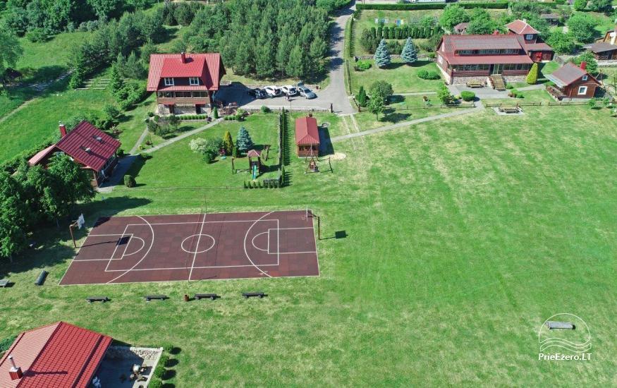 Antano Bielinio sodyba ant Navo ežero kranto Trakų raj. - 6