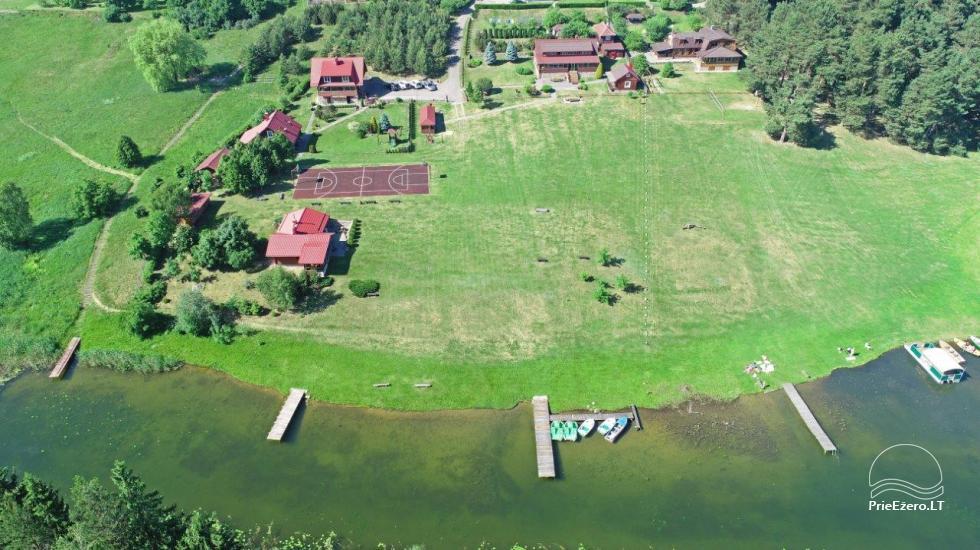 Antano Bielinio sodyba ant Navo ežero kranto Trakų raj. - 4