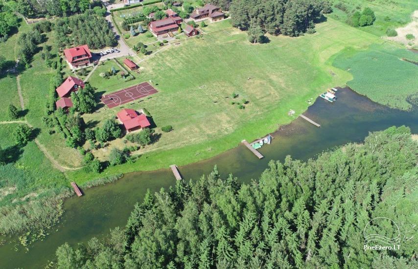 Antano Bielinio sodyba ant Navo ežero kranto Trakų raj. - 5