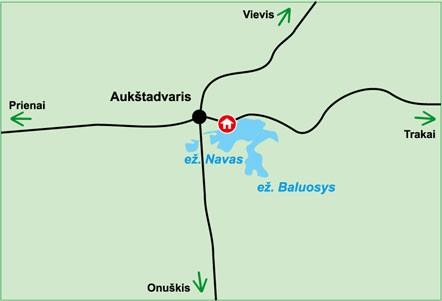 Antano Bielinio sodyba ant Navo ežero kranto Trakų raj. - 36