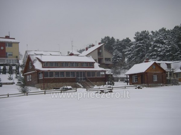 Antano Bielinio sodyba ant Navo ežero kranto Trakų raj. - 31
