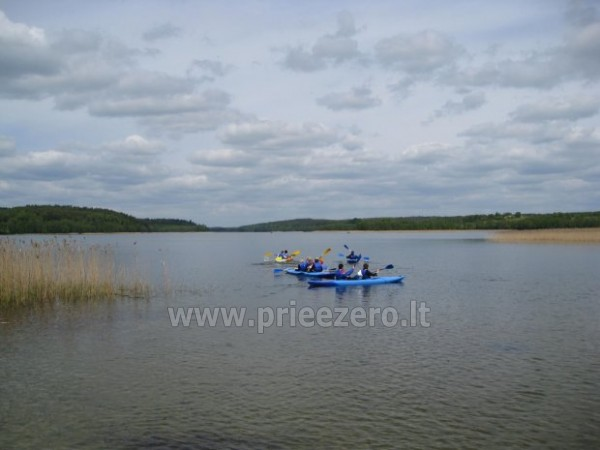 Antano Bielinio sodyba ant Navo ežero kranto Trakų raj. - 34