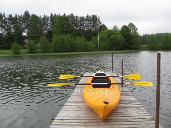 Antano Bielinio sodyba ant Navo ežero kranto Trakų raj. - 35