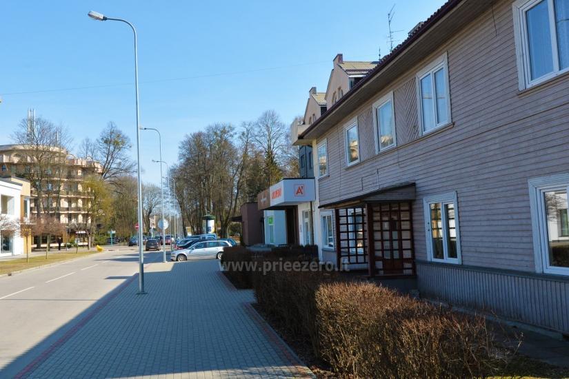 2 kambarių butas Druskininkų centre – trumpalaikė ir ilgalaikė nuoma - 13