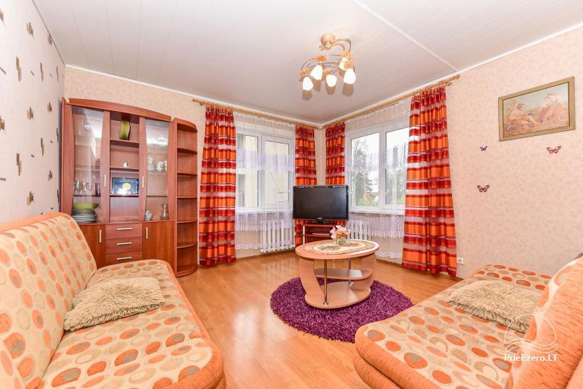 2 kambarių butas Druskininkų centre – trumpalaikė ir ilgalaikė nuoma - 1