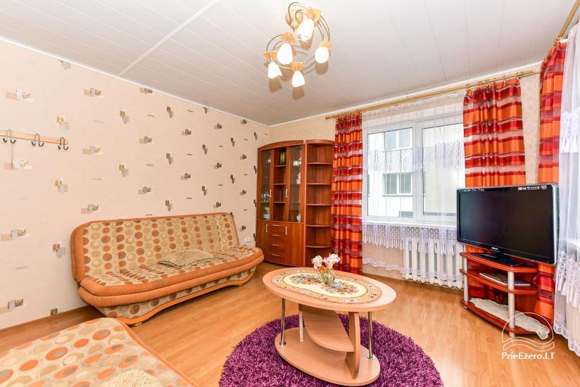 2 kambarių butas Druskininkų centre – trumpalaikė ir ilgalaikė nuoma - 2