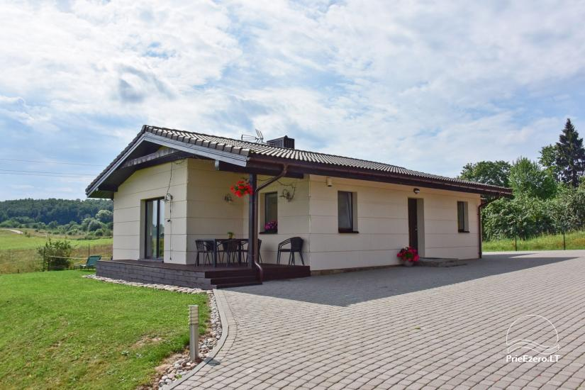 Sodyboje Vila Trakai vilų, pirties nuoma Trakų rajone - 20