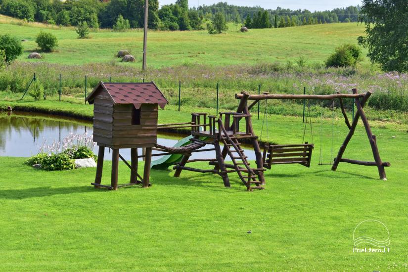 Sodyboje Vila Trakai vilų, pirties nuoma Trakų rajone - 53