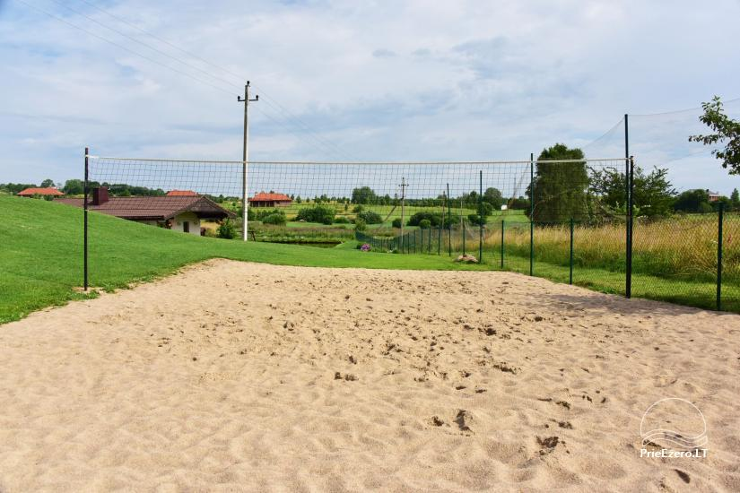 Sodyboje Vila Trakai vilų, pirties nuoma Trakų rajone - 55