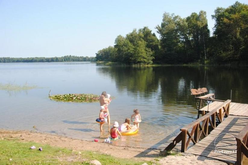 Čičirio sodyba Zarasų raj. ant ežero kranto Čičirys - 10