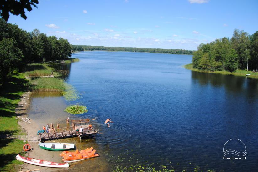 Čičirio sodyba Zarasų raj. ant ežero kranto Čičirys - 1
