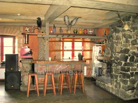 "Restoranas ""Stulpino malūnas"": 50 vt. pobūvių, 30 vt. konferencijų salės - 17"