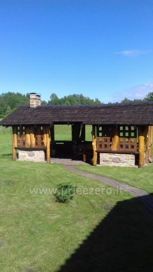 Sodyba Molėtų rajone Žalios kalvos - 9