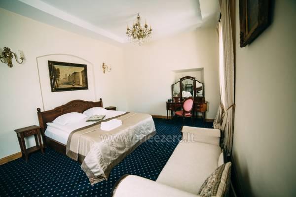 Viešbutis Bistrampolio dvaras Panevėžio rajone - 4
