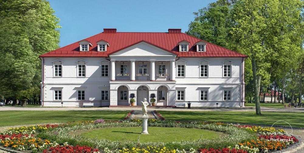 Viešbutis Bistrampolio dvaras Panevėžio rajone - 1