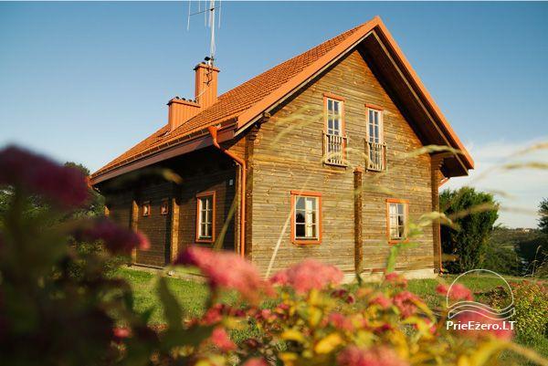 Sodyba Valley house, namelių nuoma, kempingas, ramus poilsis - 2