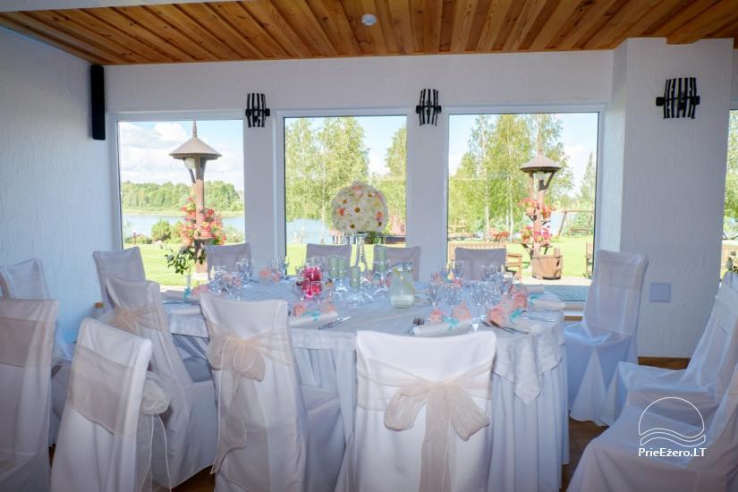 """Sodyba """"Ilgajis"""" ant ežero kranto Ukmergės r. - vestuvėms, poilsiui - 25"""