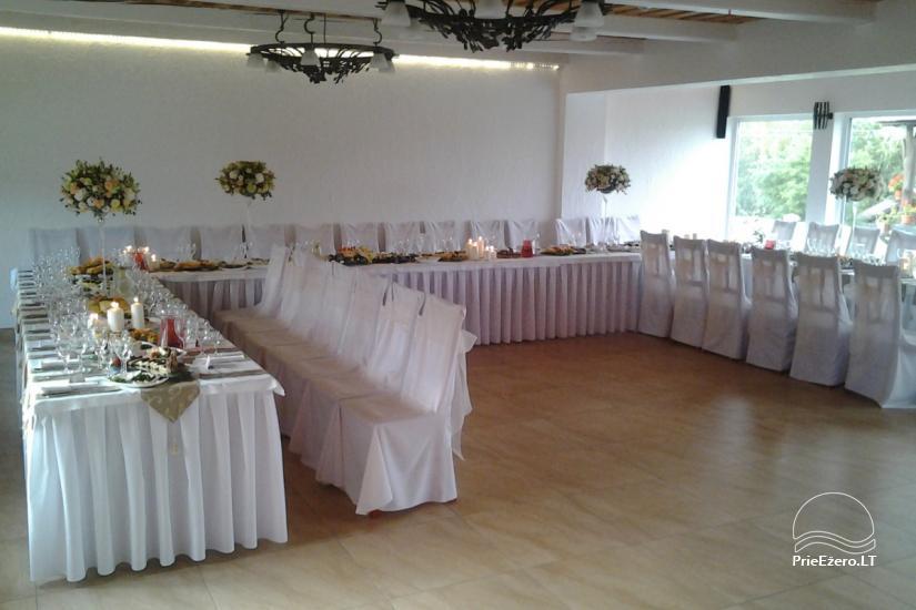"""Sodyba """"Ilgajis"""" ant ežero kranto Ukmergės rajone - vestuvės, poilsis - 8"""