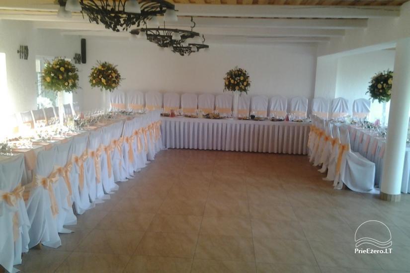 """Sodyba """"Ilgajis"""" ant ežero kranto Ukmergės rajone - vestuvės, poilsis - 11"""