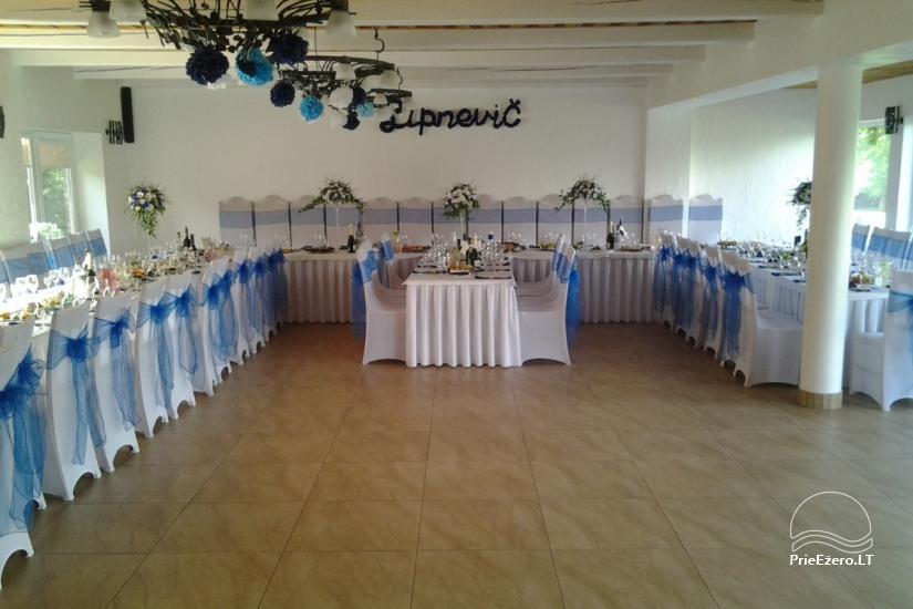 """Sodyba """"Ilgajis"""" ant ežero kranto Ukmergės rajone - vestuvės, poilsis - 9"""