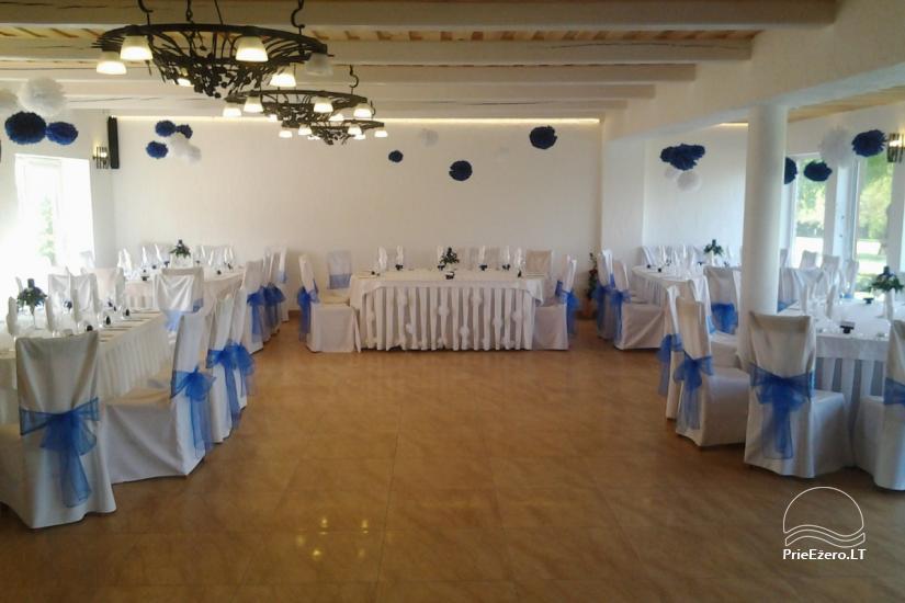 """Sodyba """"Ilgajis"""" ant ežero kranto Ukmergės rajone - vestuvės, poilsis - 10"""