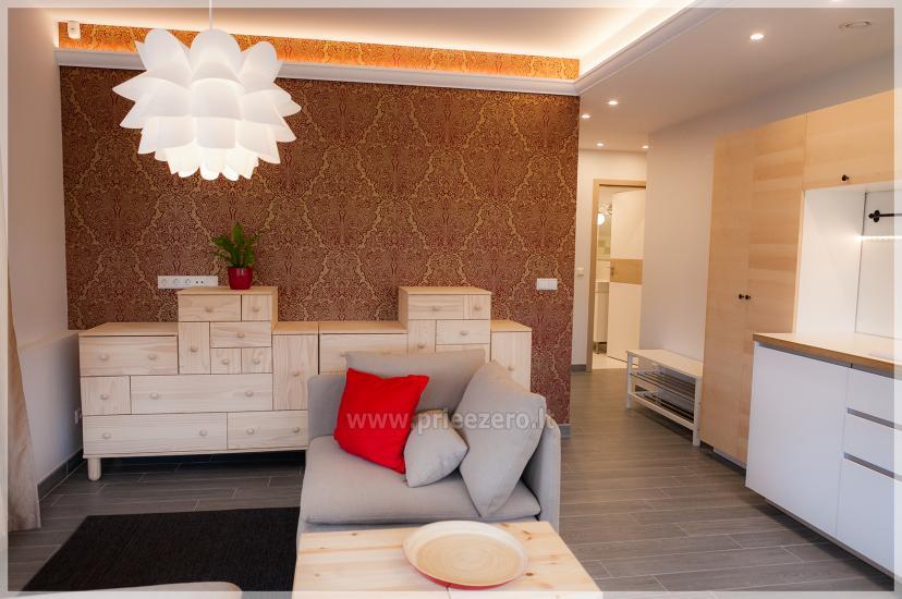 """Apartamentai su virtuvėmis, ramus poilsis Druskininkuose """"Vila Nikolas"""" - 11"""