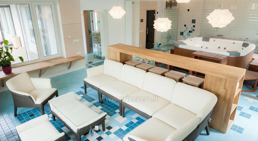 """Apartamentai su virtuvėmis, ramus poilsis Druskininkuose """"Vila Nikolas"""" - 10"""