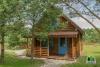 6-8 žmonėms rąstinis namas su pirtimi - sodyba Pušų giraitė - 1