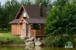6 žmonėms rąstinis namas su pirtimi - sodyba Pušų giraitė - 4